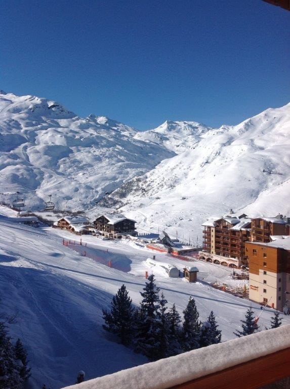 Studio cabine 4 Pers skis aux pieds / BOEDETTE A 510