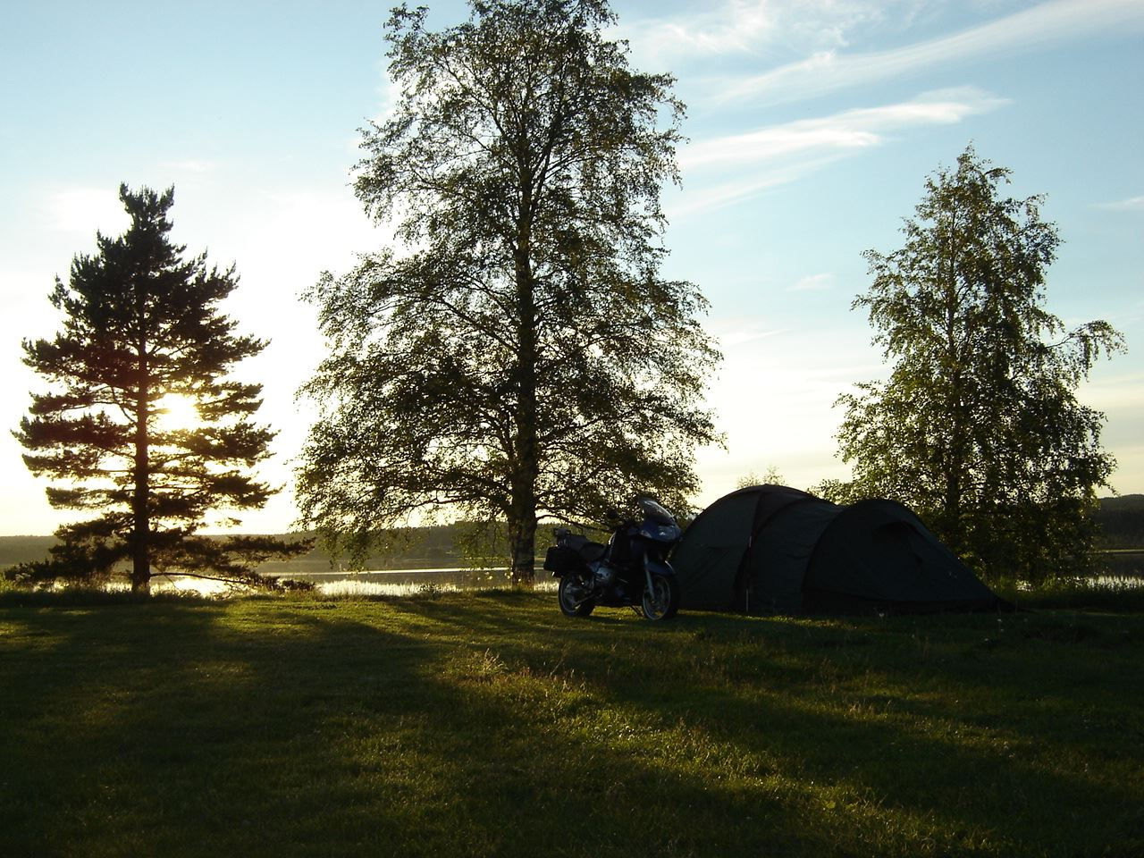 Särna Camping/Cottages