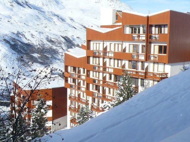 Studio 4 Pers skis aux pieds / BOEDETTE A 513