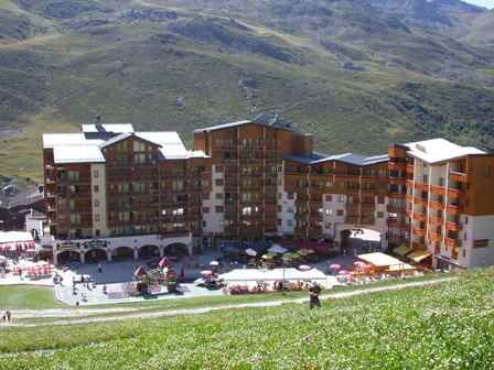 4 Pers Studio ski-in ski-out / CARLINES I 30