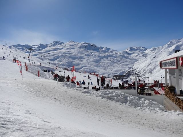Studio 3 Pers ski-in-ski-out / MELEZES 44