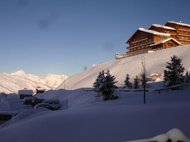 2 Rooms 4 Pers 150m from the slopes / MEDIAN 118