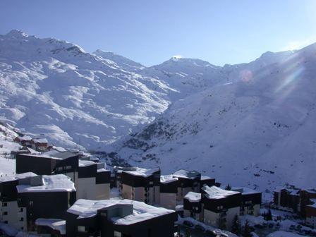 2 Pièces 4 Pers skis aux pieds / MEDIAN 206