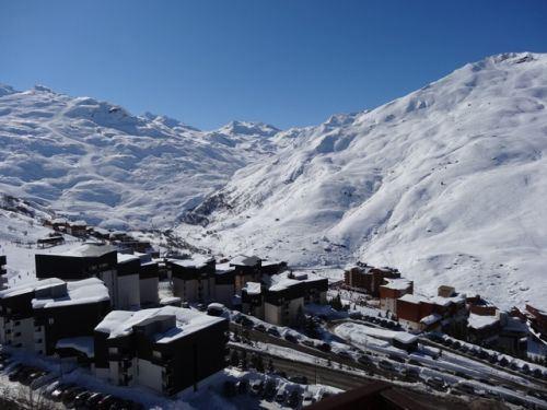 2 Pièces 5 Pers skis aux pieds / MEDIAN 405