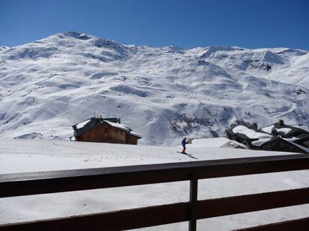Studio 4 Pers skis aux pieds / NECOU 417