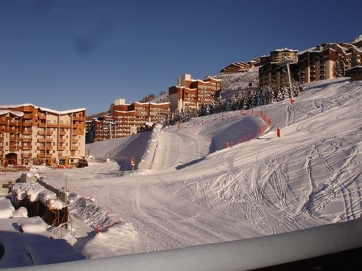 4 Rooms 6 Pers ski-in ski-out / OREE DES PISTES 46
