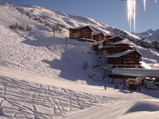6 Pers Studio + cabin ski-in ski-out / OREE DES PISTES 51