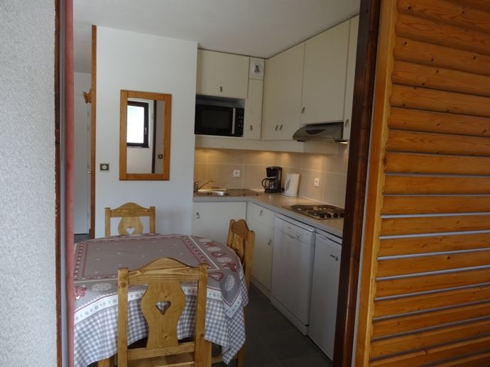 2 Rooms 4 Pers ski-in ski-out / SKI SOLEIL 2203
