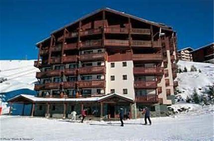 2 Pièces 4 Pers skis aux pieds / VALMONT 203