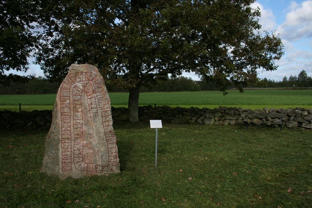 The Replösa stone