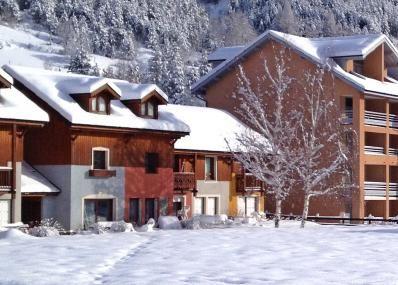 Leilighet for opp til 8 personer med 3 rom på Jardin Alpin - Serre Chevalier