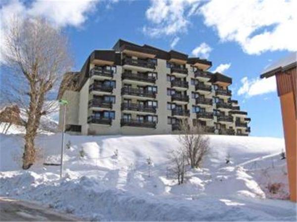 Lägenhet för upp till 4 personer med 1 rum på Les Melezes - Chantemerle