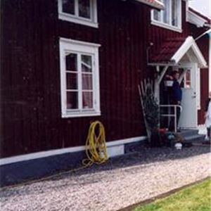 Märit Larsson, Kaffegatan B&B - utsidan
