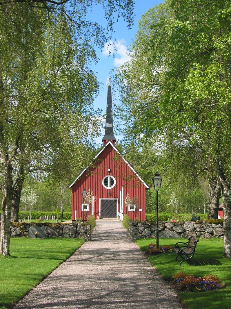 Julbön i Fiskebäcks kapell
