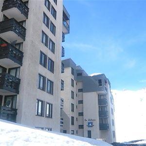 Leilighet for opp til 4 personer med 1 rom på Le Schuss - Tignes