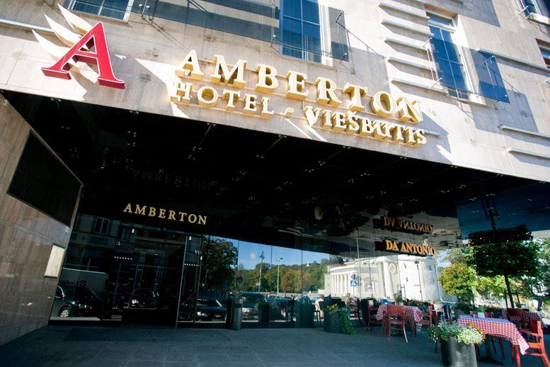Amberton отель
