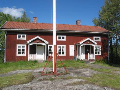 © Kålaboda Lantbruksmuseum, Lärarbostad som uppfördes 1953