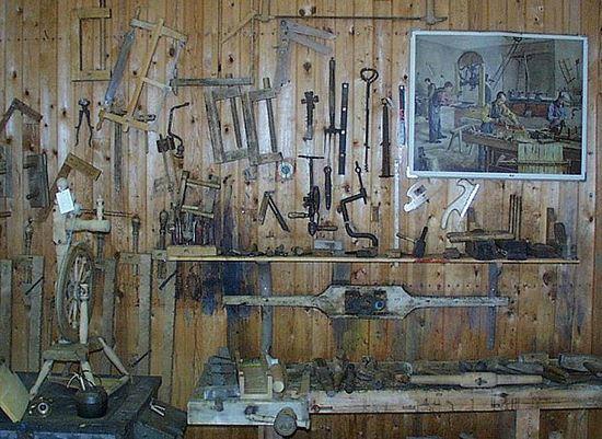 Das Landwirtschaftsmuseum Kålaboda