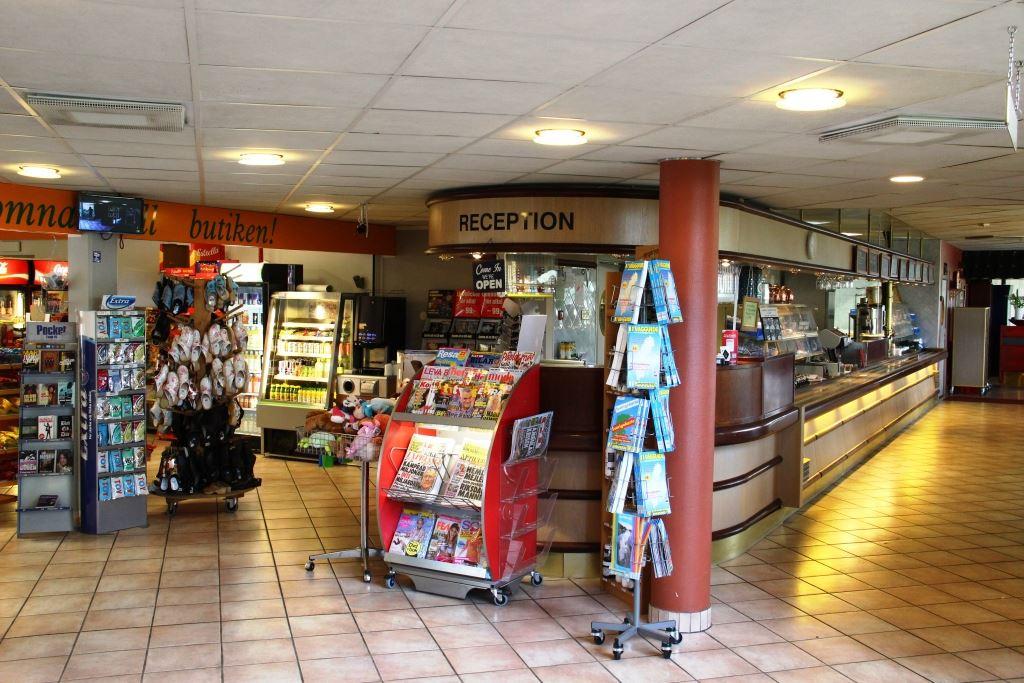 Vaggeryds kommun, Götaströms värdshus - butik och restaurang