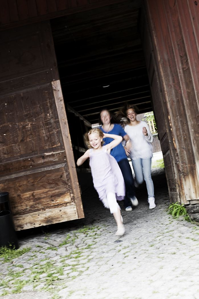 The history of Røros for children
