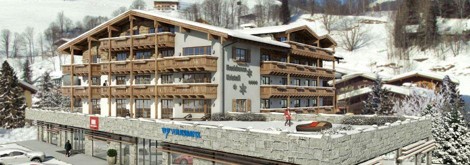 Hotel Kristall - Saalbach