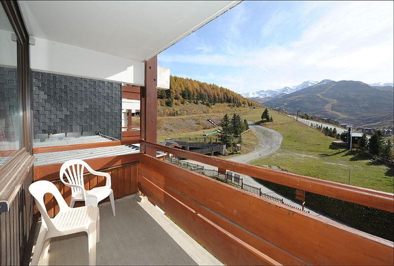 2 Rooms 6 Pers ski-in ski-out / BURONS 509