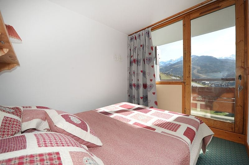 2 Rooms cabin 6 Pers ski-in ski-out / BURONS 607