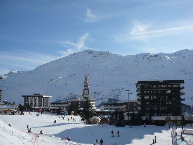 2 Pièces 5 Pers skis aux pieds / CHAVIERE 225