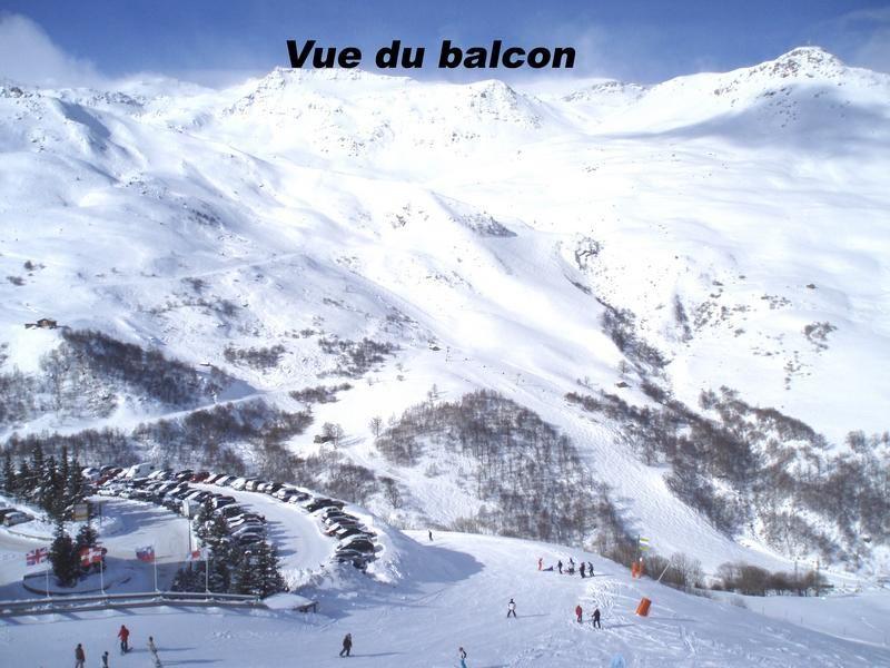 2 Pièces 5 Pers skis aux pieds / CHAVIERE 635