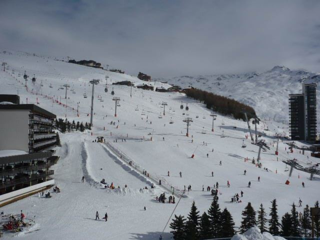 2 Rooms 5 Pers ski-in ski-out / CHAVIERE 721