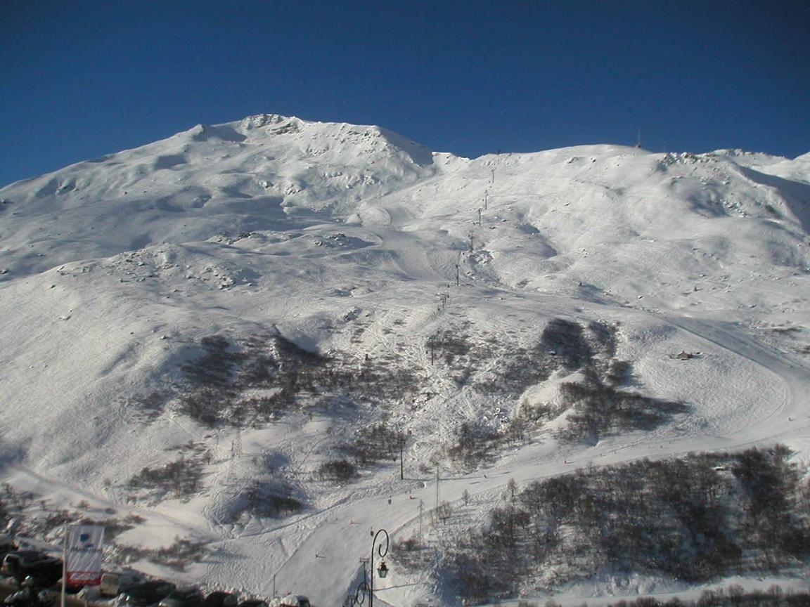 Studio 3 Pers skis aux pieds / LES CHARMETTES 512