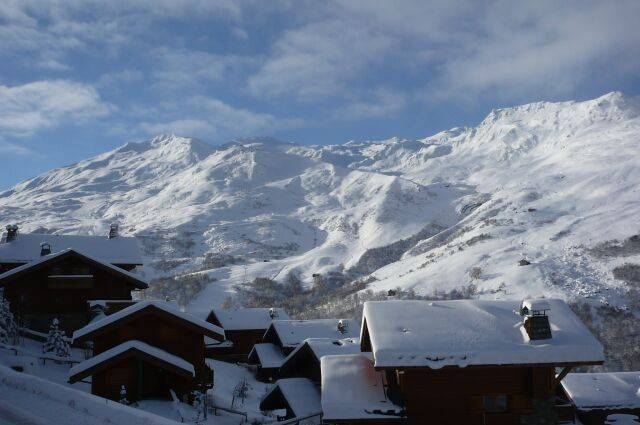 4 Rooms 8 Pers ski-in ski-out / LES CRISTAUX 26