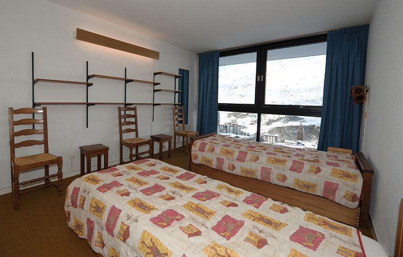 3 Rooms 6 Pers ski-in ski-out / DANCHET 823