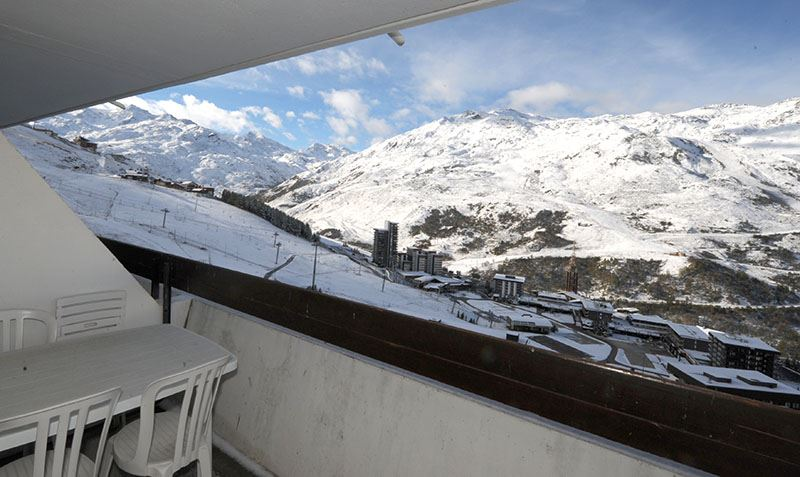 2 Rooms 5 Pers ski-in ski-out / DANCHET 925