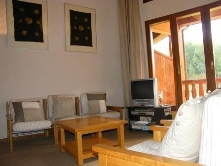 4 Rooms 6 Pers ski-in ski-out / EPERVIERE 5