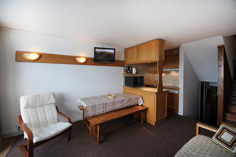 2 Rooms 5 Pers ski-in ski-out / EVONS 303