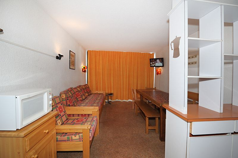 3 Rooms 8 Pers ski-in ski-out / NANT BENOIT 418