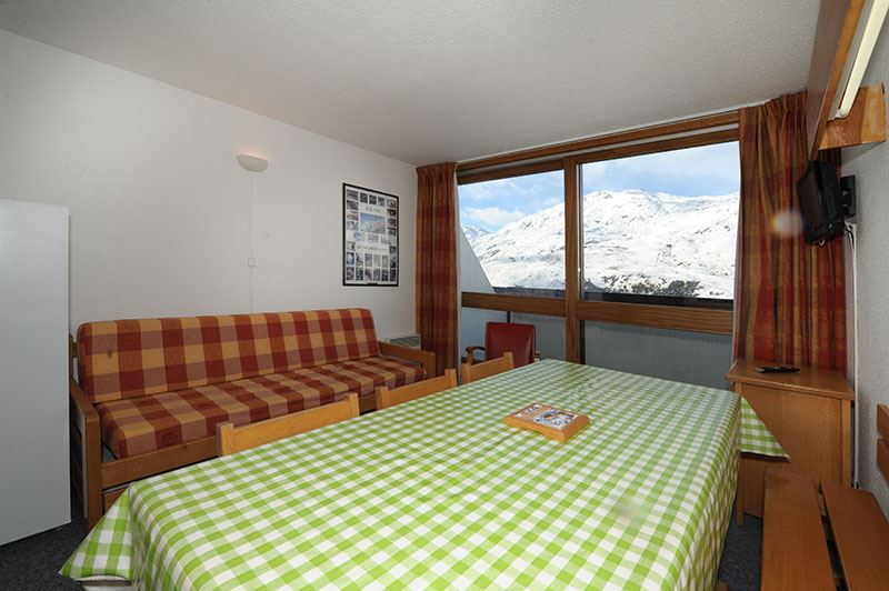 3 Rooms 8 Pers ski-in ski-out / NANT BENOIT 419
