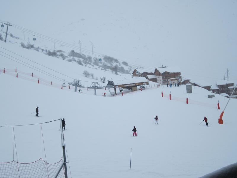 2 Rooms 4 Pers ski-in ski-out / SOLDANELLES B 414