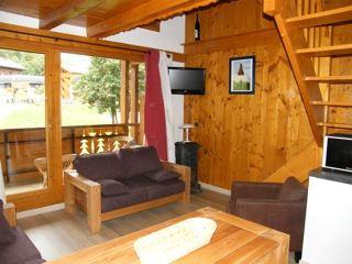 4 Rooms 6 Pers ski-in ski-out / TEN PEAK 6