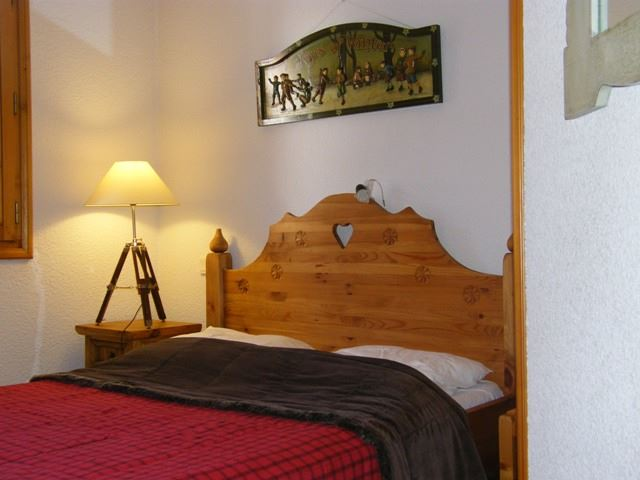 3 Rooms 6 Pers ski-in ski-out / BALCONS DE TOUGNETTE 12