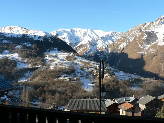 4 Rooms 6 Pers ski-in ski-out / BALCONS DE TOUGNETTE 7
