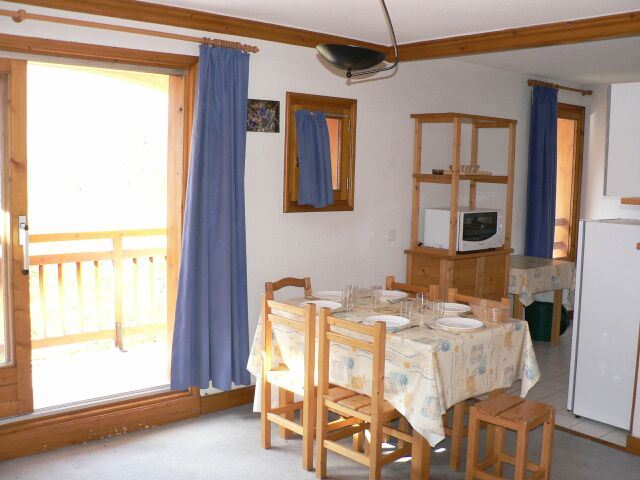 2 Rooms cabin 6 Pers ski-in ski-out / BALCONS DE TOUGNETTE 24