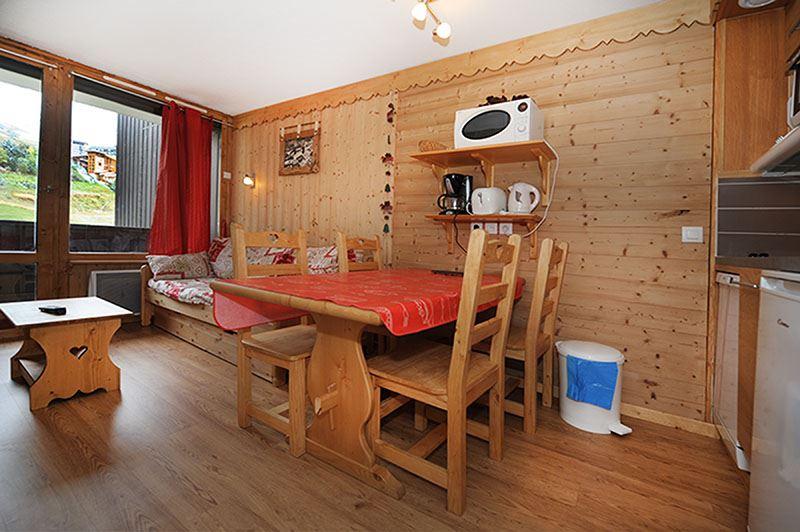 2 Pièces cabine 5 Pers skis aux pieds / VILLARET 519
