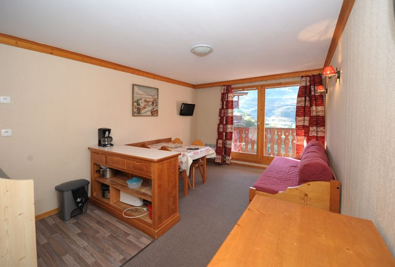 2 Rooms 4 Pers ski-in ski-out / VALMONTS 1116