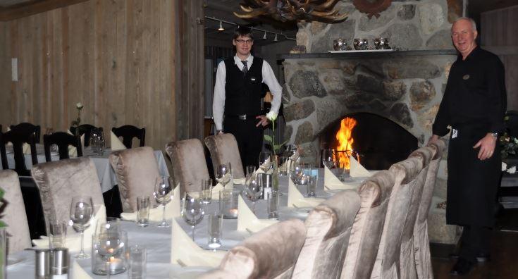Nyttårsaften på Hafjell Hotell