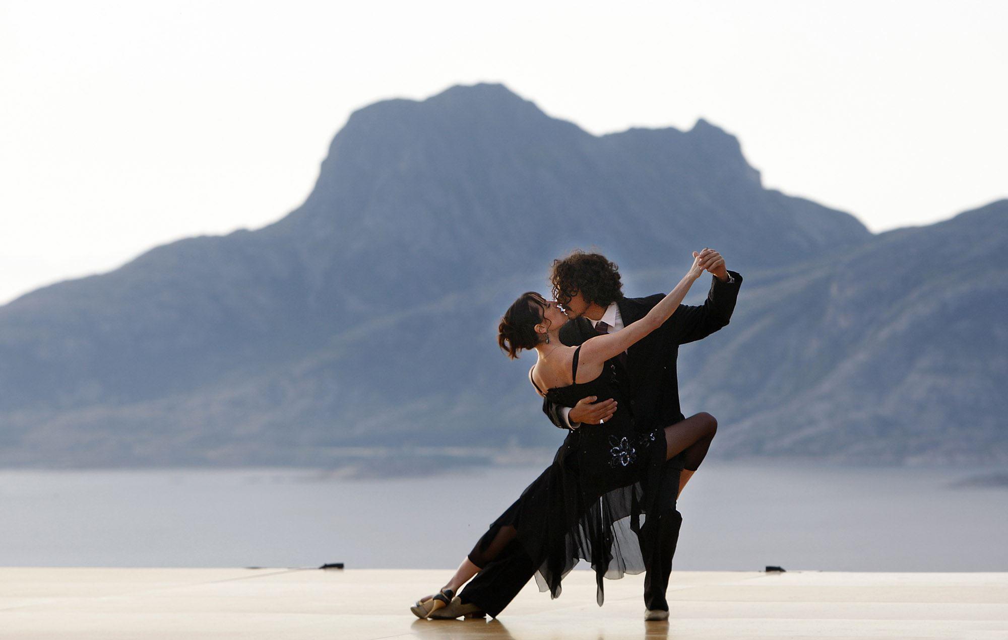 Tom Melby, Tango på Keiservarden under Nordland Musikkfestuke