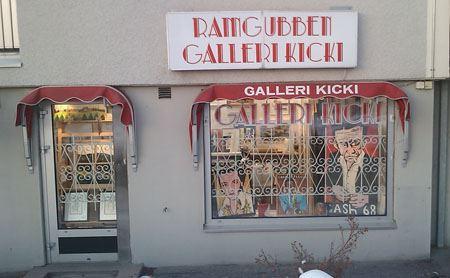 Galleri Kicki & Ramgubben