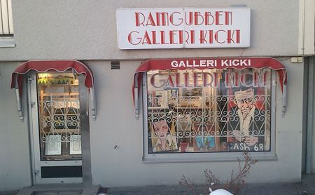 Galerie Kicki & Ramgubben