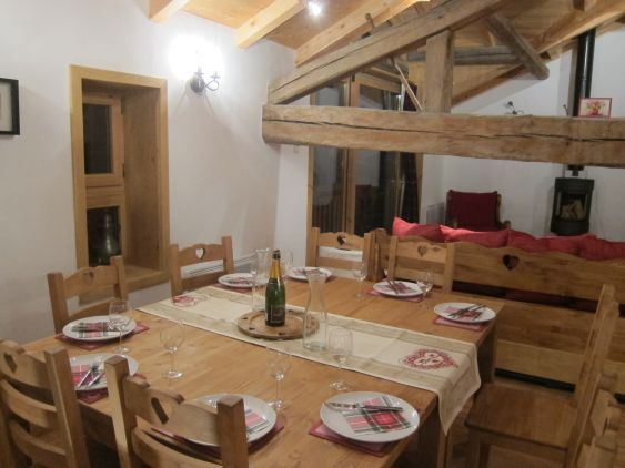 Chalet 5 Rooms 6 Pers / CHALET CHARDON